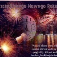 Szczęśliwego Nowego Roku 2015