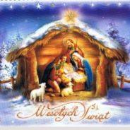 Wesolych Świat Bozego Narodzenia