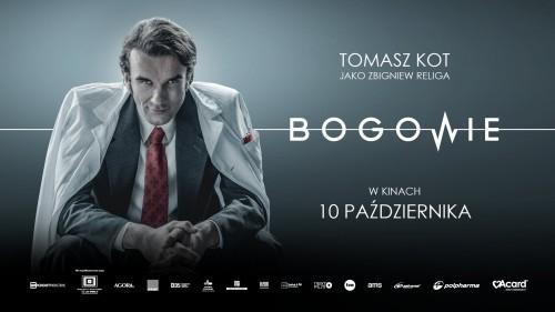 Polski film Bogowie w New Jersey i Nowym Jorku   Polskie