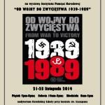 """Wystawa """"OD WOJNY DO ZWYCIĘSTWA 1939-1989"""" w Perth Amboy"""